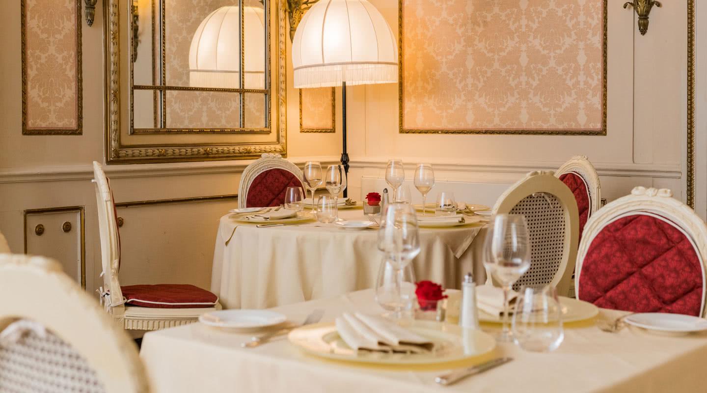 Ristorante Giotto Hotel Bristol Palace Hotel 4 Stelle