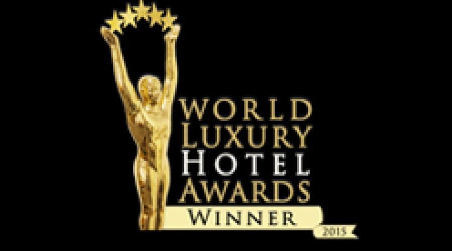 Duetorrihotels vince The World Luxury Awards 2015