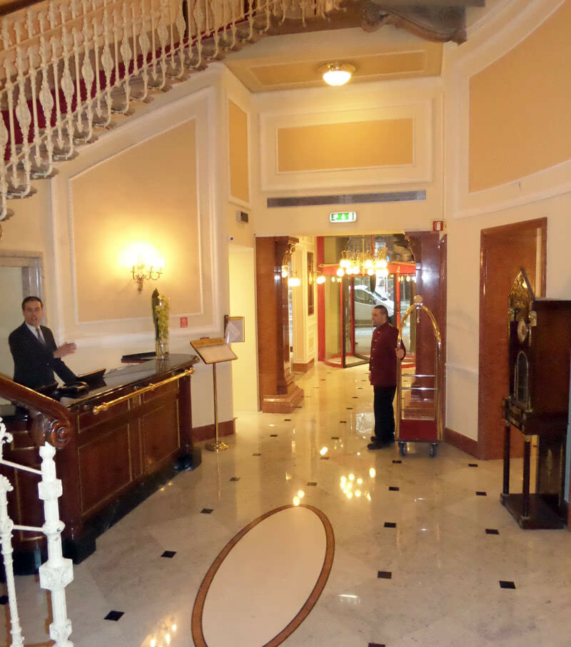 Spring in hotel bristol palace hotel bristol palace 4 for Hotels genes