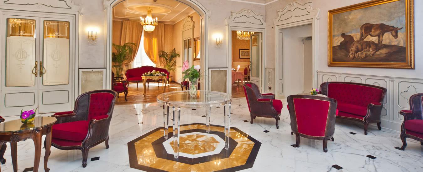 Hotel bristol genova hotel bristol palace 4 star for Hotels genes